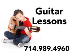 18x24 Guitar Lessons