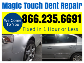 18x24 Magic Touch Dent Repair