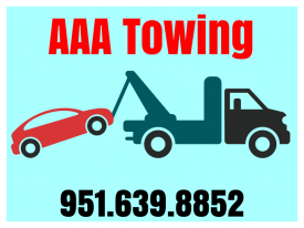 18x24 Towing