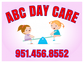 18x24 Day Care
