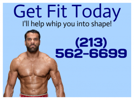 18x24 Get Fit Today